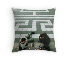 Chess  Throw Pillow