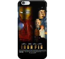 Iron Fig iPhone Case/Skin