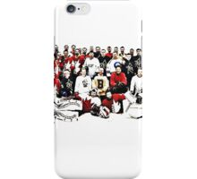 4 Teams One Goal iPhone Case/Skin