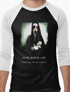 Mother Mary Men's Baseball ¾ T-Shirt