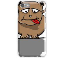 Grumpy Dog iPhone Case/Skin
