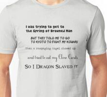 90's Anime Nerd Shirt Unisex T-Shirt
