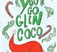 Mean Girls - Four For You Glen Coco by aileenswansen