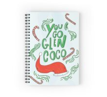 Mean Girls - Four For You Glen Coco Spiral Notebook