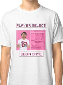 Markiplier Player Select Screen Classic T-Shirt