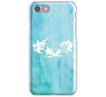 Kingdom Hearts Watercolor iPhone Case/Skin