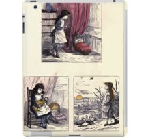 The Little Folks Painting book by George Weatherly and Kate Greenaway 0175 iPad Case/Skin