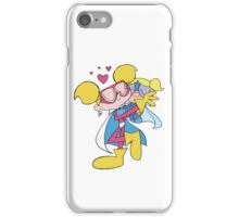 Diva Dynamite and Super Bubbles iPhone Case/Skin