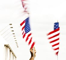 Waving Flags by Buckwhite