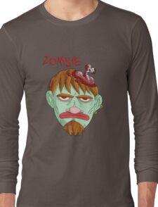 zombie music(less) 2... Long Sleeve T-Shirt