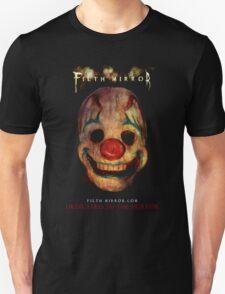 Filth Mirror Clown Unisex T-Shirt
