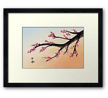 CherryBlossom Framed Print