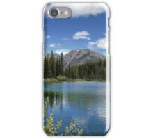 Mount Lorette Ponds 2 iPhone Case/Skin