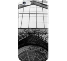 Greenhouse Roof Detail | Upper Brookville, New York  iPhone Case/Skin