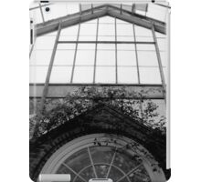 Greenhouse Roof Detail | Upper Brookville, New York  iPad Case/Skin