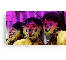 Carnaval Canvas Print