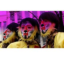 Carnaval Photographic Print