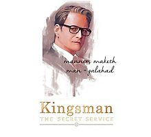 Kingsman - The Secret Service Photographic Print