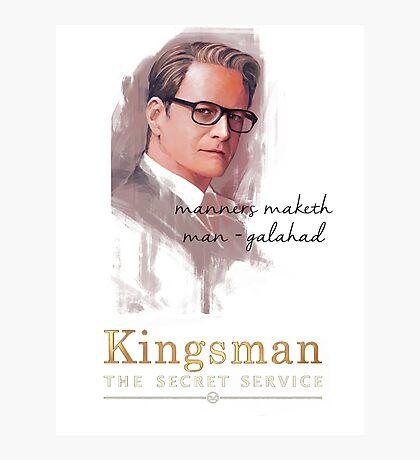 Kingsman - The Secret Service Photographic Print