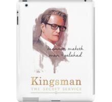 Kingsman - The Secret Service iPad Case/Skin