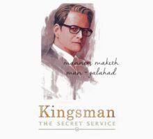 Kingsman - The Secret Service by luckynewbie
