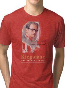 Kingsman - The Secret Service Tri-blend T-Shirt
