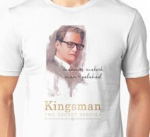 Kingsman - The Secret Service Unisex T-Shirt