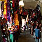 Market in Mexico City, DF by Elena Vazquez