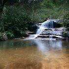 Horse Shoe waterfalls by James Deypalan