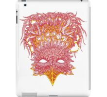 Firebird Line Design iPad Case/Skin