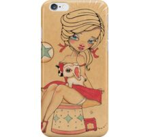 Come, Run away with me iPhone Case/Skin