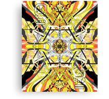 Digital Union: Frame 12 Canvas Print