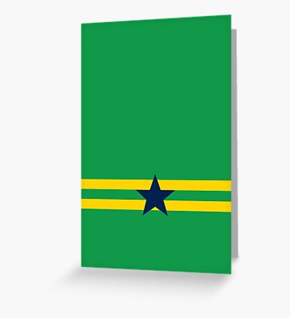 Independents' Flag Greeting Card