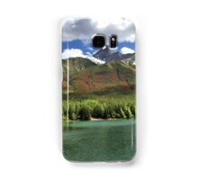 Wedge Pond -  Bow Valley Provincial Park Samsung Galaxy Case/Skin