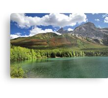 Wedge Pond -  Bow Valley Provincial Park Metal Print