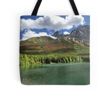 Wedge Pond -  Bow Valley Provincial Park Tote Bag