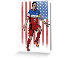 USA! Greeting Card