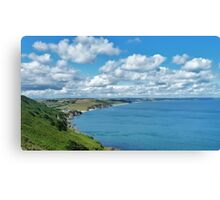 best views in life are free Canvas Print
