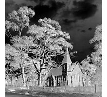 Country church Photographic Print