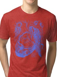 Alien Doom Tri-blend T-Shirt