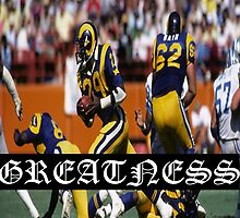 Eric Dickerson GREATNESS by scole79