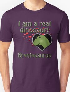 The reinstatement of Brontosaurus T-Shirt