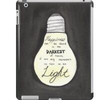 Harry Potter Light Quote iPad Case/Skin