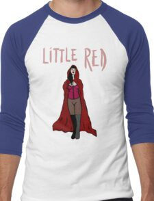 Little Red Men's Baseball ¾ T-Shirt