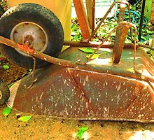 Old and Rusted, But Still Useful by heatherfriedman