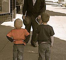 The boys meet Sid by mimi5355