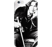 Oscar Wild iPhone Case/Skin