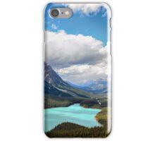 Peyto Lake, Banff NP, Alberta, Canada iPhone Case/Skin