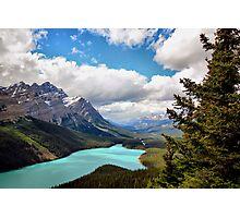 Peyto Lake, Banff NP, Alberta, Canada Photographic Print