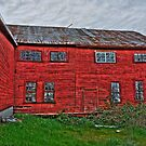 old tannery building by pdsfotoart